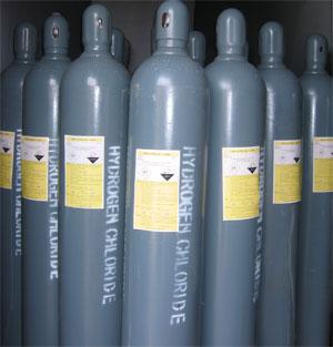 无水氯化氢